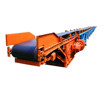 TD Series Belt Conveyor Horizontal Material