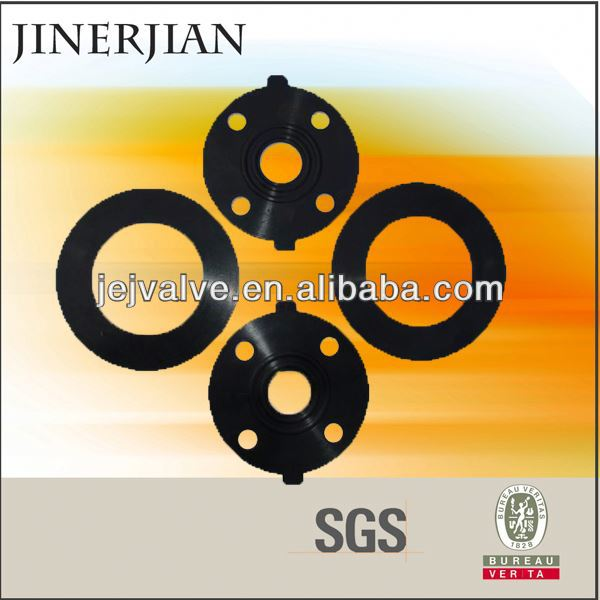 JEJ silicone rubber metal plastic gasket material for rubber gaskets