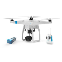 Toys for 2.4G 3 axis laptop gimbal 5.8G data&image transmission HD 4K camera drone for 30 minintues flight