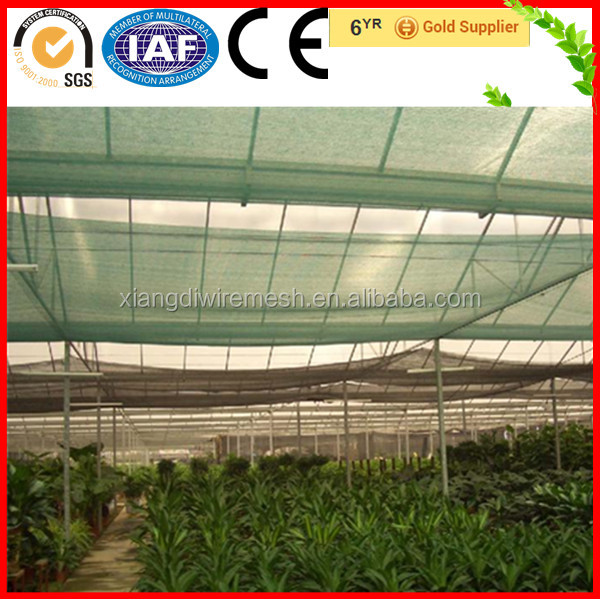 30%, 50%, 80%, 100% HDPE Material Shedding Nets For Agriculture