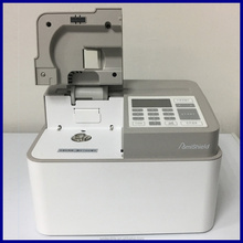 ISO Blood testing equipment clinical veterinary fully automatic biochemistry analyzer