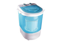 Cheap Mini Washing Machine with Plastic Housing and Tub