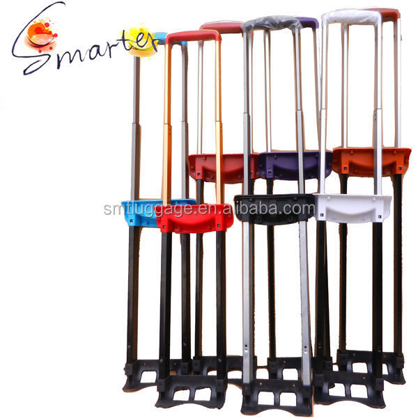 High Quality 100% Aluminum Alloy Luggage Trolley Telescopic Handle
