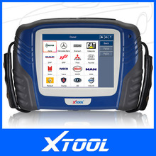 High-performance truck computer diagnostic tool with superior processor