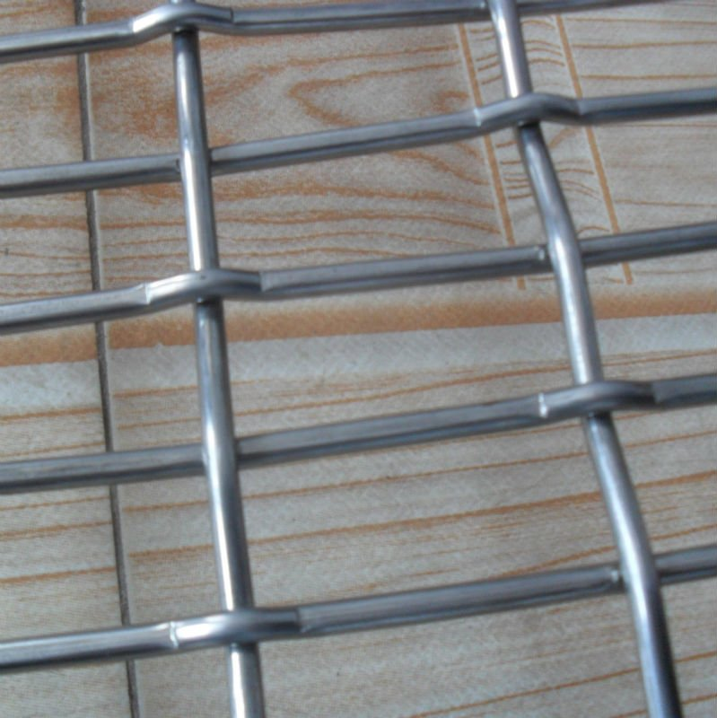 Anping Nuojia sun screen crimped metal wire mesh