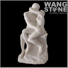 Life Size Marble Nude Statue Man And Woman