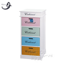 High Quality Office wooden 4 Drawer Filing Cabinet