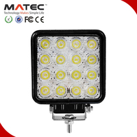 Waterproof IP68, CE, FCC&ROHS new 27w car led tuning light/led work light for car