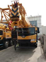 XCMG 70 ton QY70K crane liebherr 50 ton Warranty for 3 years
