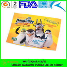 customzied heat seal printing medical pills packaging bags USB cable package bag,wet tissue bag