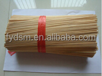 Raw round bamboo Incense Stick (unscented) for sale
