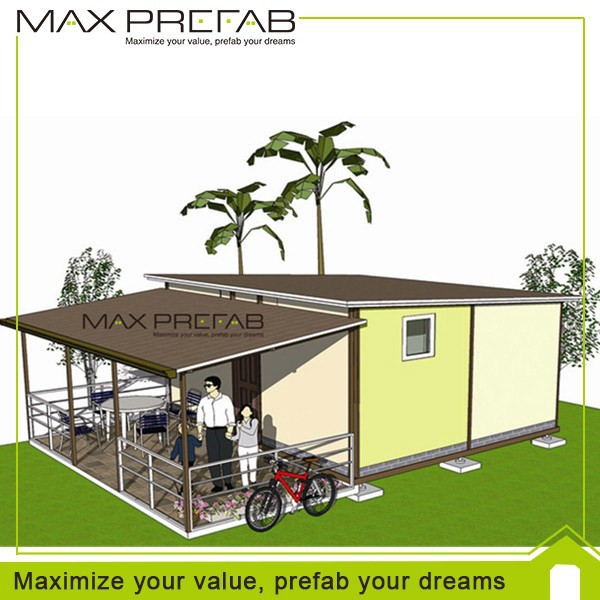 High quality expandable container house Mauritius