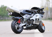 New designed 50cc dirt bike 3.5HP pocket bike for kids