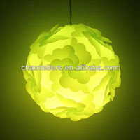 New Pentagram petals shade Pendant lights