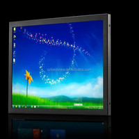 Fanless 15 inch industrial touch panel all in one PC /8