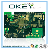 OEM&ODM electronic PCB Board, pcba Manufacturer usb/mp3 player circuit board
