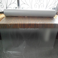 Translucent PVC film for packaging