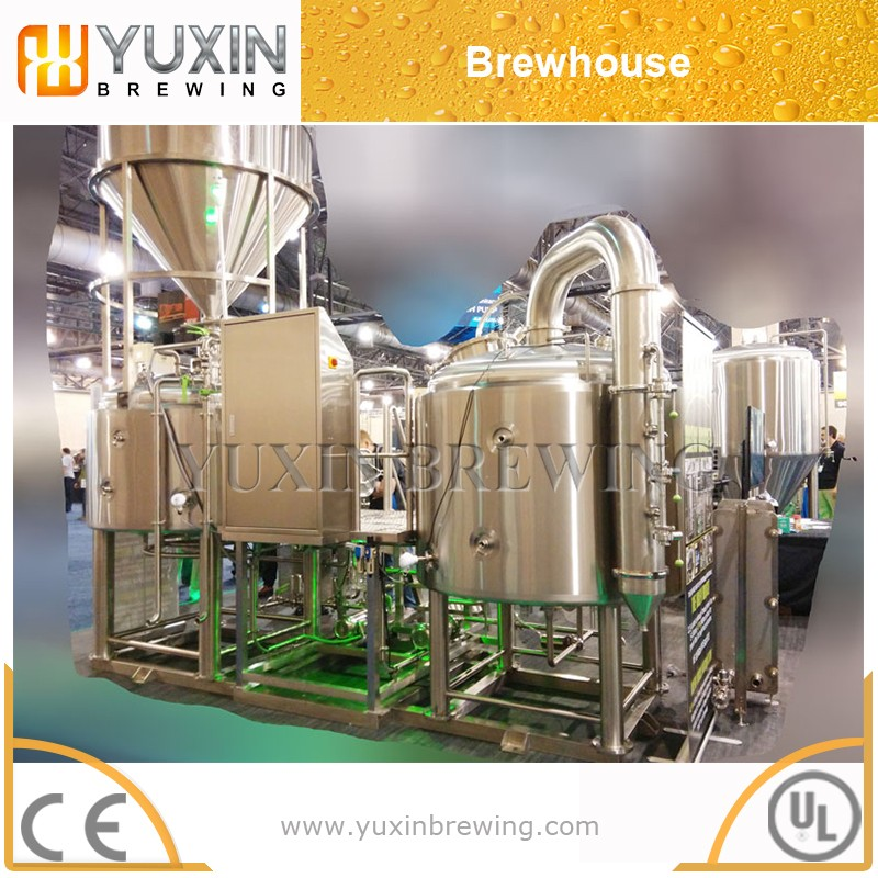 Chinese Beer Fermenting Equipment Manufacturer With