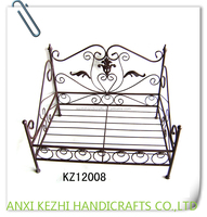 KZ12008 Metal Frame Elegant Pet Bed Dog Bed Cat Bed