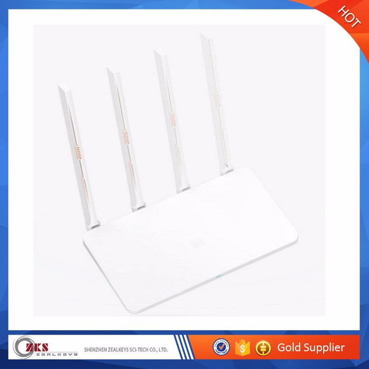 Wireless Portable Original Xiaomi internation Version WiFi Router 3 White 2.4G/5G 867Mbps xiaomi router 3