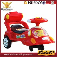 commen styles baby swing car for wholesale