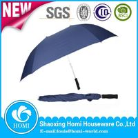 Big Size Royal Blue Fabric Two Person umbrella