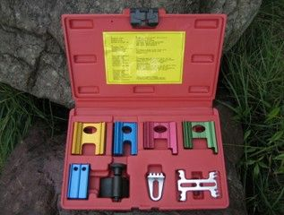 china 8pcs Timing Locking Tool Kit by Aluminum Auto Vehicle Tools body shop equipment