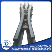 Mini Bilateral Rail Turnout Set from Manufacturer