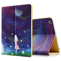 genuine leather case for ipad4 case ,crystal tpu case for ipad 2