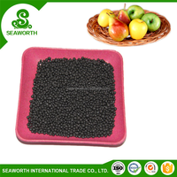 Super quality humic acid+amino acid granule factory price