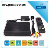 Best price top 10 dvb-t receiver dvb-t2 dreambox support FTA with high definition personal case youtube screen