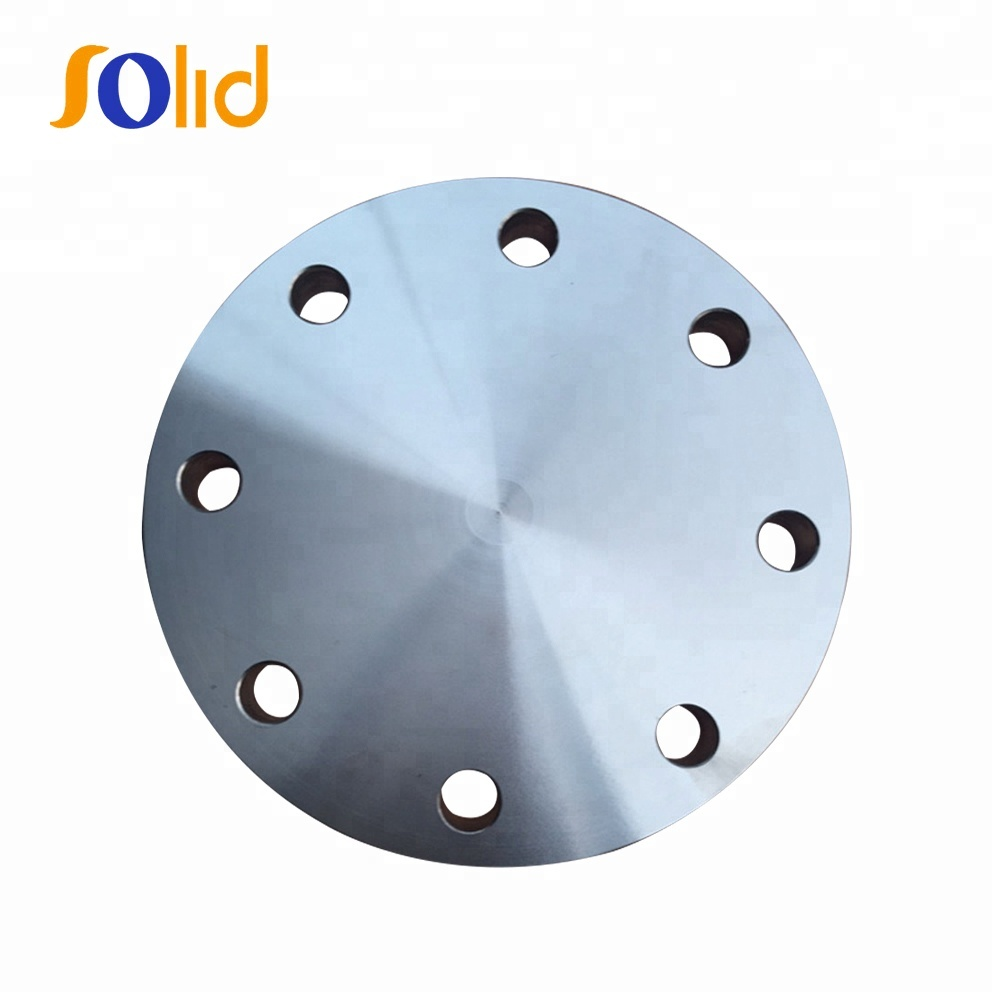 300lb RF Stainless Steel A182 F304 B16.5 Blind Flange