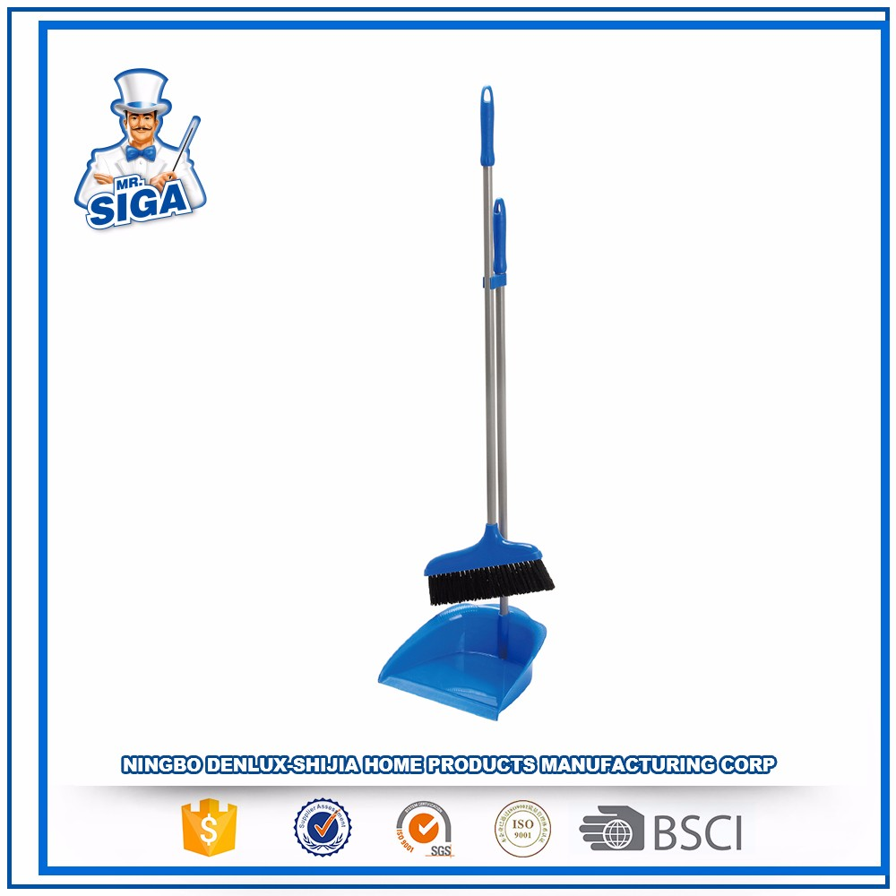 Mr. SIGA Custom Cleaning and Sweeping Hard Plastic Broom Handle