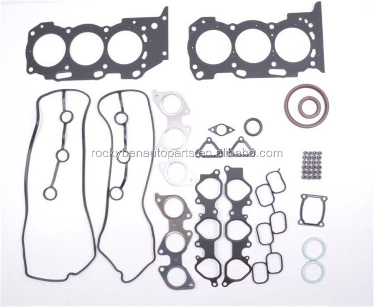 Auto parts full gasket for Toyota engines parts 04111-31342