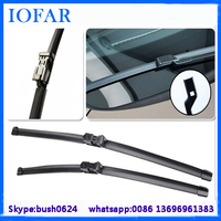 hot selling products factory motorcycle windshield wiper