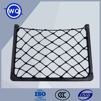 high quality automobile seat back net