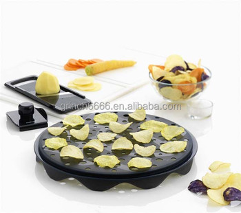 Top Chips chip maker - Microwave Potato Chip Maker