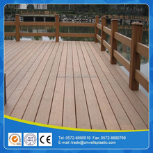 WPC hollow decking composite decking