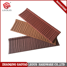 Wood Type Metal Roofing,Stone coated metal roof tile,Roof shingle