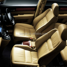pvc vinyl fabric imitation leather for auto motor seat cover decoration