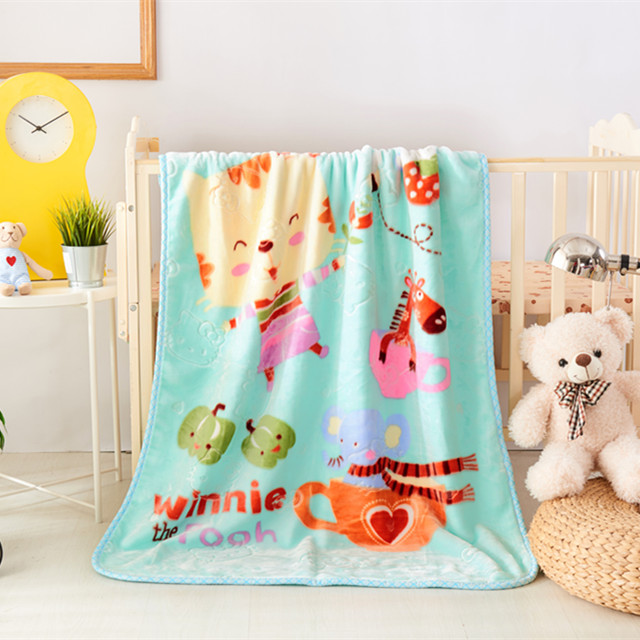Factory direct wholesale super soft blanket for new born <strong>baby</strong>
