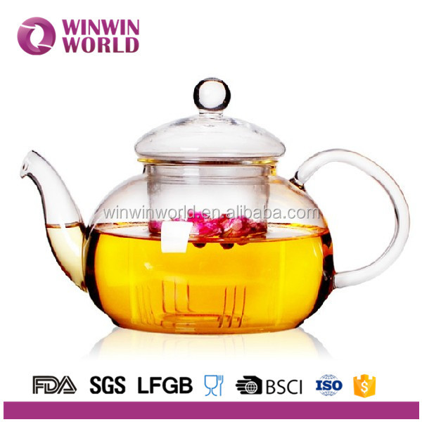 glass tea Port for all over the world clients