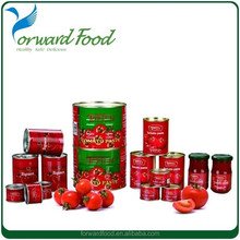 hot sell 2015 new products canned tomato paste tomato sauce