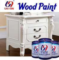 White color wood paint for wood furniture lacquer