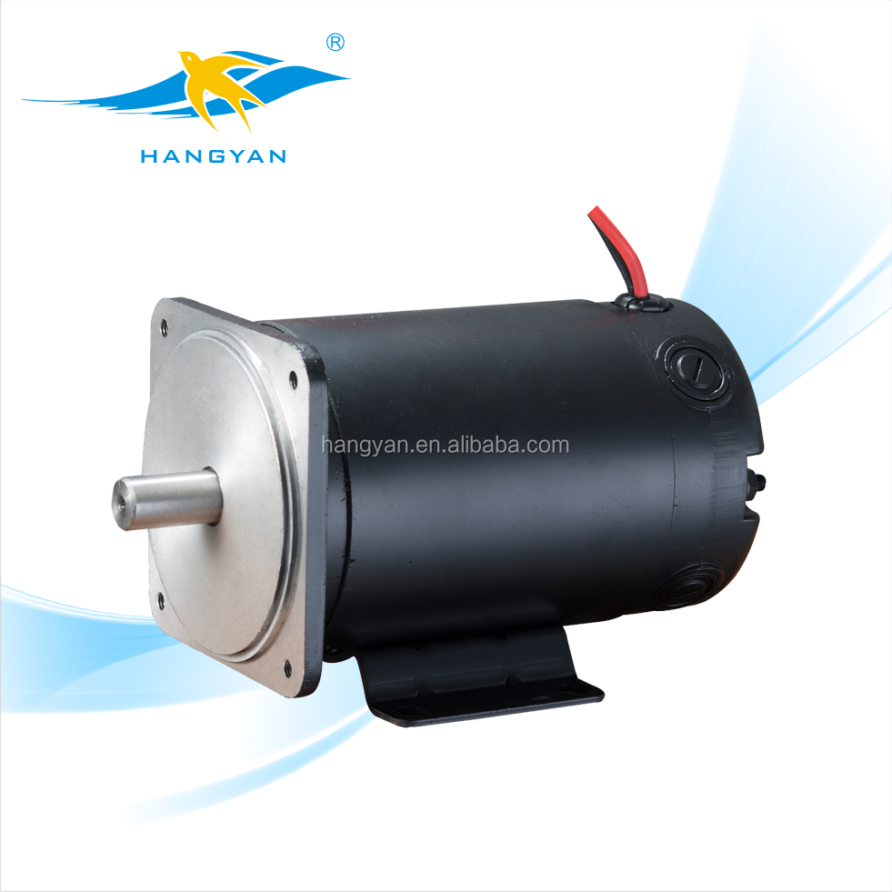 High torque low rpm 12V 24V 100mm dc gear motor