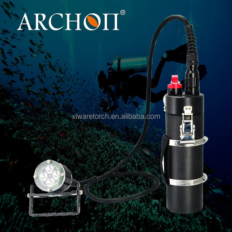 Hot Spot ARCHON 8000 lumen Scuba <strong>Diving</strong> Lamp WH46
