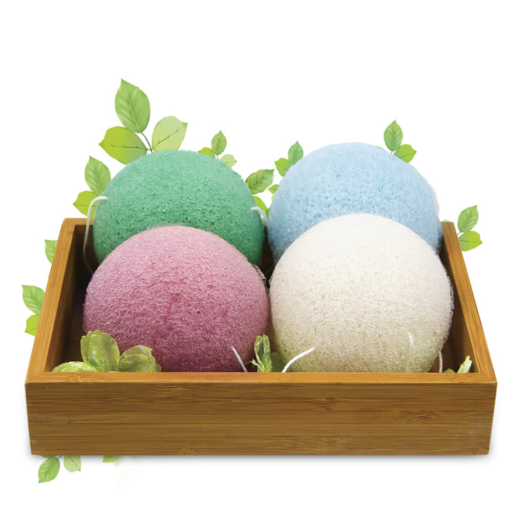 Natural Cleaning Konjac Sponge wholesale