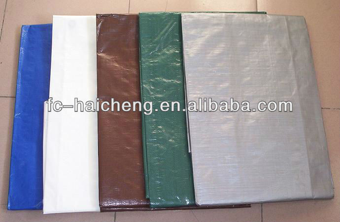 waterproof insulated tarp, concrete curing blanket /all kinds of color poly tarp