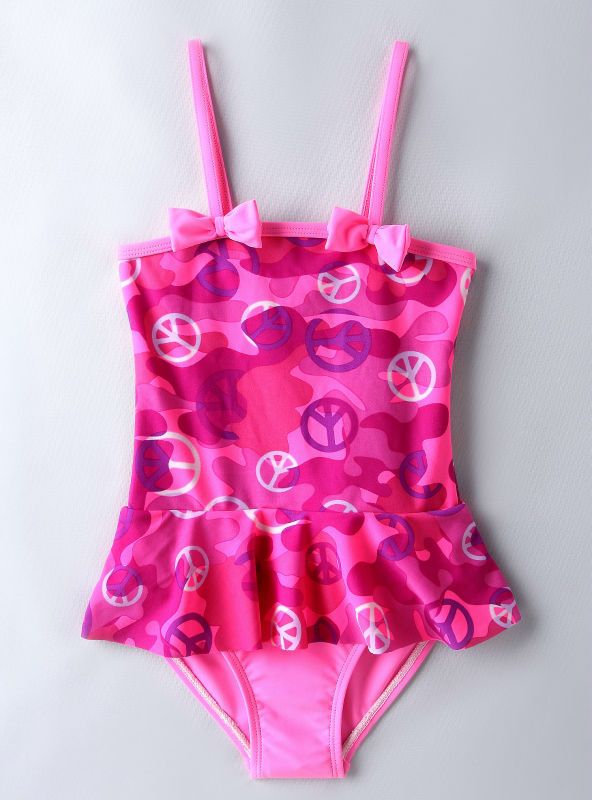 Hot! UV protective kids swimwear