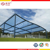 PC material car port,car parking canopy